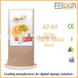Colorful hd vedio commercial advertising touch displayer screen/advertising sign/digital advertising billboard/led advertising