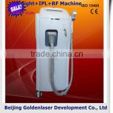 Painless 2013 Importer E-light+IPL+RF Machine Beauty Equipment Hair Armpit / Back Hair Removal Removal 2013 Desk Top Elight Foto Epilation Machine