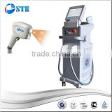 Abdomen HOT 2 In 1 Multifunction Beauty Machine Ipl Shr Home Opt Elos Elight Laser Hair Removal Diode Laser 810nm