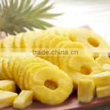 Fresh canned pineapple chunks/slices in syrup in tins - Best selling, high quality, yellow color