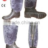 rain boots casual new arrival Mid-calf unisex waterproof fashion rain boots