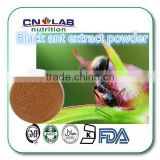 Supply black ant extract powder