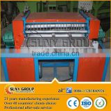 Waste aluminium copper radiator separator /scrap copper recycling machine