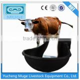 Animal Drinking Equipment Plastic Cattle Water Bowl