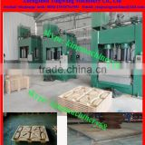 wooden mould pressing pallet machine