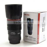 Camera lens cup Macro Lens 11 EF 100mm f2.8L 520ML Thermos Coffee Cup Mug