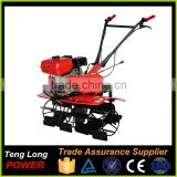 Modern Agricultural Equipment Mini Manual Agricultural Tractor Cultivator