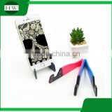 wholesale logo printed cheap portable plastic smart cell mobile phone support bracket stand holder