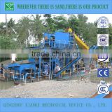 mini wash plant gold mining machinery for sale