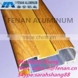 Aluminium Price Per Kg Aluminum Profile Extrusion aluminum edge profile for kitchen cabinet