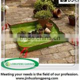 No Mess Plastic Gardening Sheet,Indoor Potting