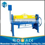 pan and box bending machine manual folder machine