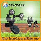 Solar Spot Lamp with Remote Control