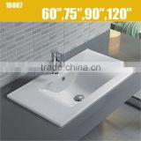 Ceramic bathroom sets toilet sink
