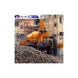Pully JBT40-P1 hot sale trailer machinery concrete pump mixer / trailer machinery concrete pump mixe