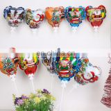 (DX-QQ-0017)ALUMINIUM FOIL MYLAR BALLOONS FOR VALENTINE'S DAY