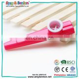 Educational musical toys colorful mini kazoo toys for children