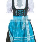New Apron Drindl Custom Design Trachten Oktoberfest Bavarian Traditional Dirndl For Women (Oktoberfest Garments)
