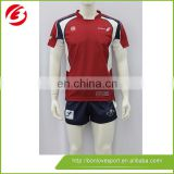 Wholesale China Professional Dry Rugby Jersey