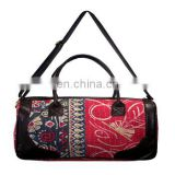vintage kantha shoulder bags cotton hand bags women bags