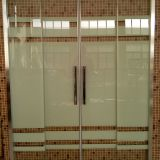 6 MM GLASS SHOWER SCREEN JORDAN