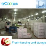 Apple Cold Storage with Processing Area and Air Control Rooms Image