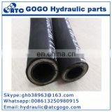 SAE 100R1AT / 100R2AT hydraulic rubber hose