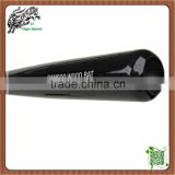 Model 159 baseball bats Black Color Painting Professional Bamboo Wood Baseball Bats