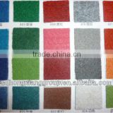China TOP Colorful Exhibition carpet velour