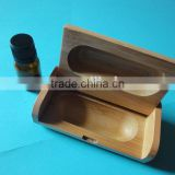 Decorative Cardboard Wooden Essential Oil Bottle Storage Box