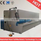hydraulic metal sheet cutter machine / Hydraulic Guillotine Shearing Machine with NC Control