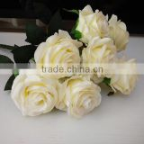 Cheap wholesale artificial silk red rose flower                                                                         Quality Choice