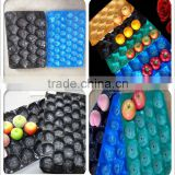 2015 New Vendor directly supply Disposable Fruit Delivery Packaging Plastic Container Tray
