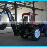 RXLW-6 mini tractor backhoe with factory price
