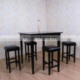 Dining Bar Set, Bar Table, Bar Chair, Jet 9800 Bar Stool, HOT SELLING
