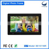 Factory OEM ODM high quality 10.1 Inch LCD Digital Photo Frame led backlit picture frame
