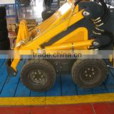 mini skid steer loader for sale,mini carregadeira,dingo Bobcat like,quick hitch,various attachments