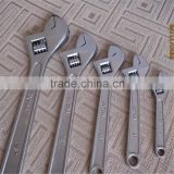 adjustable spanner 6'' 8'' 10'' 12'' 15'' 18'' 24''