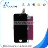 Electronic Market Shenzhen touch screen assembly for iphone 5c replacement screen with digitizer