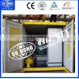 87.5-687.5KVA/70-550KW diesel generator land /(three security protection with alarm function) 300KW copper motor