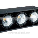 3*60W LEDWAY LED indoor Three-head slim trim Grille spot lamp without Decoration Plat IP20