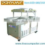 kinds of beans double chamber vacuum packing machine automatic food vacuum packing machine