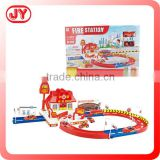 Promotional high quality car parking garage toy with EN71