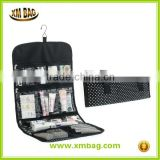 Hanging Toiletry Bag Ideal for Storing Cosmetics, Makeup organizser travel cosmetics bag
