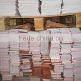 PCB copper clad laminated board/ Aluminum base copper substrate from Taiwan .