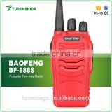 Kids walkie talkie made in China baofeng 888s