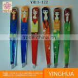 China manufacturer tweezers with holder