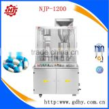 NJP1200 automatic used capsule filling machine and powder filler machine capsule encapsulation machine                                                                                                         Supplier's Choice
