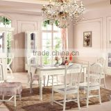 Italia style furniture italian style dining room furniture/ long dining table set/ antique dining room furniture GZH-HC-A