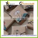 2015 Hot sale professional custom recycled kraft paper box paper gift box                                                                         Quality Choice